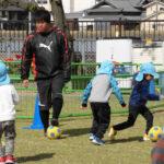 サッカー:山地友貴 コーチ